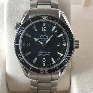 オメガ(OMEGA)のオメガ シーマスター プラネットオーシャン 2201.50 正規代理店品(腕時計(アナログ))