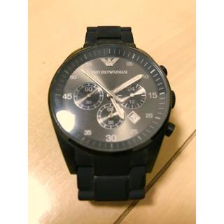 Emporio Armani - エンポリオアルマーニ メンズ 腕時計