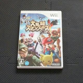 ウィー(Wii)の★ケンタ様専用★Wii ソフト 大乱闘スマッシュブラザーズ X(家庭用ゲームソフト)
