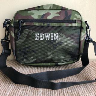 エドウィン(EDWIN)の新品 入手困難 男女兼用 EDWIN ミニショルダーバッグ ボディバッグ 迷彩(ボディバッグ/ウエストポーチ)
