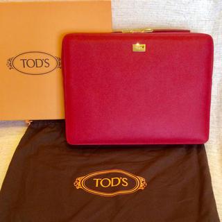 トッズ(TOD'S)の★新品未使用★ TOD'S メンズ クラッチバッグ(セカンドバッグ/クラッチバッグ)