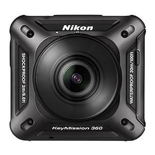 ニコン(Nikon)の新品☆Nikon ニコン KeyMission 360 VRアクションカメラ(ビデオカメラ)