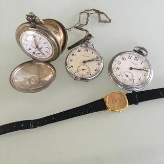 ウォルサム(Waltham)のアンティーク懐中時計 まとめ売り(その他)
