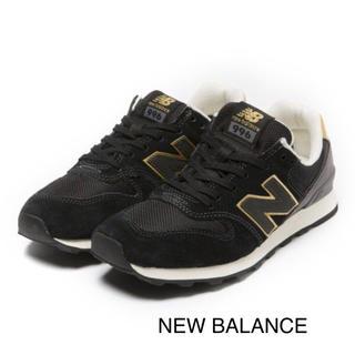 ニューバランス(New Balance)の【NEW BALANCE】 ニューバランス WR996FBK(スニーカー)