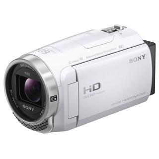 ニコン(Nikon)のほぼ新品☆ SONY HDR-CX680 デジタルビデオカメラ(ビデオカメラ)