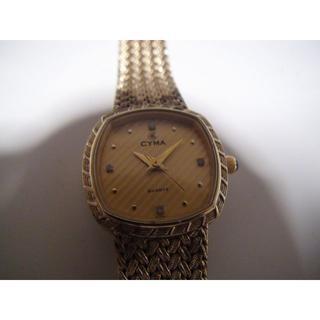 シーマ(CYMA)のシーマの腕時計 レディース用(腕時計)