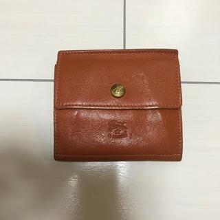 イルビゾンテ(IL BISONTE)のイルビゾンテ 二つ折り財布(折り財布)