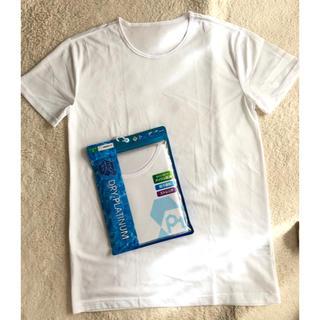 しまむら - 新品☆半袖 ドライ丸首シャツ 2枚セット