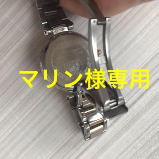 シチズン(CITIZEN)のクロスシー 電波ソーラー腕時計 (腕時計)