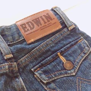 エドウィン(EDWIN)のエドウィン 100cm ジーパン デニム(パンツ/スパッツ)