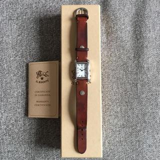 イルビゾンテ(IL BISONTE)の【イルビゾンテ】腕時計(腕時計)