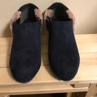 エドウィン(EDWIN)のサムシング ショートブーツ 21センチ(ブーツ)