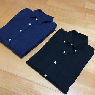 MUJI (無印良品) - 無印良品 フランネルシャツ