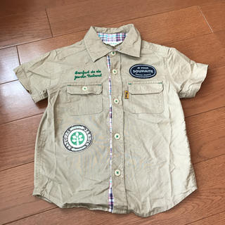 サンカンシオン(3can4on)のシャツ100(その他)