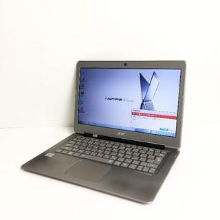 エイサー(Acer)の中古☆acer ノートパソコン S3.951-F54D/F(ノートPC)
