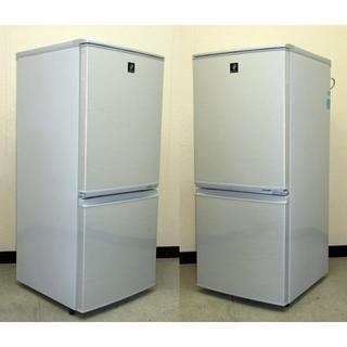 大SALE★送料無料★シャープ★2ドア冷蔵庫137L(8R90824)(冷蔵庫)