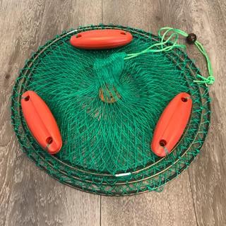 釣り  スカリ  ビク  活かし  [新品未使用]