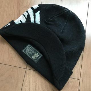 エレメント(ELEMENT)の新品⭐️ELEMENTニット帽(ニット帽/ビーニー)