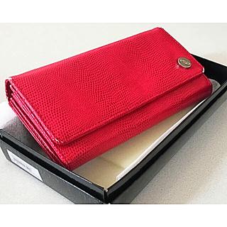 コグ(COGU)のCOGU  長財布  イタリア製(財布)