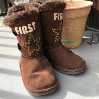 イングファースト(INGNI First)のINGNI first kids ブーツ  #19.0(ブーツ)