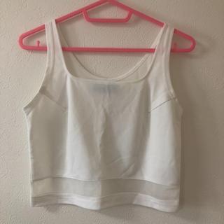 アンビー(ENVYM)のENVYM ノースリーブ(Tシャツ(半袖/袖なし))