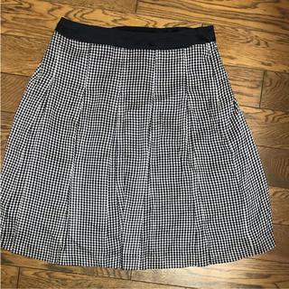 ニジュウサンク(23区)の[美品]23区  スカート  サイズ48(ひざ丈スカート)