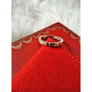 カルティエ(Cartier)のカルティエ パンテール リング #56 PG(リング(指輪))