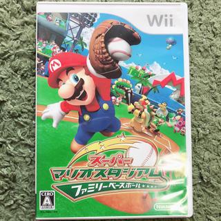 ウィー(Wii)のスーパーマリオスタジアム(家庭用ゲームソフト)