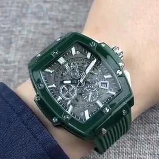 ウブロ(HUBLOT)のウブロ HUBLOT 腕時計 メンズ 緑(その他)