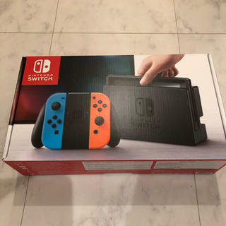 Nintendo Switch - 任天堂スイッチ 新品未使用 保証付き