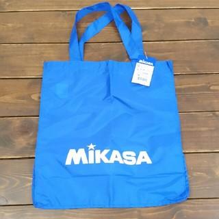 ミカサ(MIKASA)のMIKASA ミカサ ナイロンレジャーバック エコバッグ 部活着入れ 軽いカバン(エコバッグ)