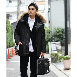 アヴィレックス(AVIREX)の【AVIREX】N-3B mens L 上野商会(フライトジャケット)