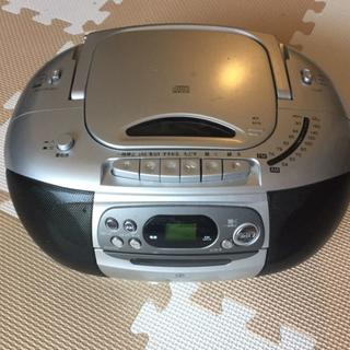 ラジカセ CD ラジオ カセット(その他)