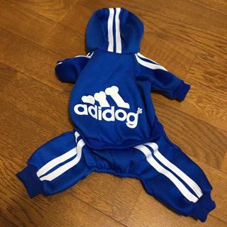 アディダス(adidas)のadidas 犬服(ペット服/アクセサリー)