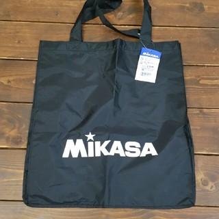 ミカサ(MIKASA)のMIKASA ミカサ ナイロンレジャーバック エコバッグ 部活着入れ 携帯バック(エコバッグ)