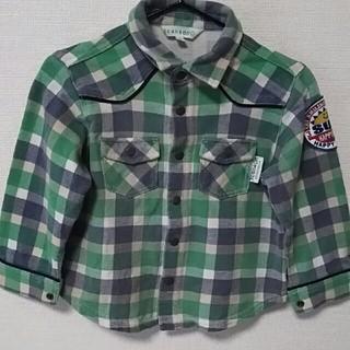 サンカンシオン(3can4on)の90サンカンシオン、チェックのシャツ(ジャケット/上着)