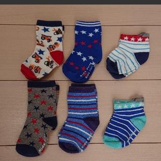 キッズフォーレ(KIDS FORET)のキッズフォーレ 靴下 11-12センチ(靴下/タイツ)