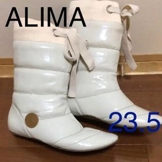 アリマ(ALIMA)のアリマ❣️ショートブーツ❤︎レインブーツにも❤︎37(ブーツ)