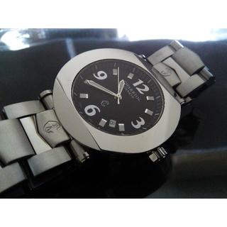 シャリオール(CHARRIOL)のCHARRIOL/シャリオール GENEVE メンズ シルバー クオーツ(腕時計(アナログ))