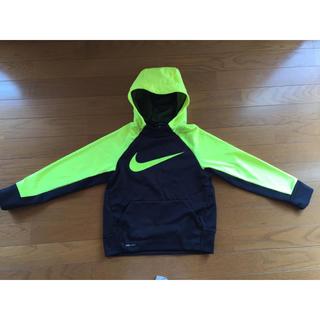 ナイキ(NIKE)の♡新品♡ NIKE DRI-FIT パーカー 140(S)サイズ(Tシャツ/カットソー)
