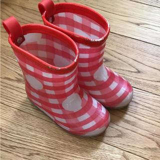 アンパサンド(ampersand)のampersand 長靴 レインブーツ 14.0(長靴/レインシューズ)