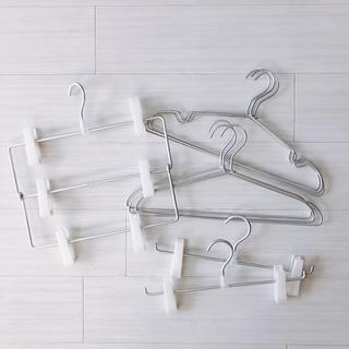 ムジルシリョウヒン(MUJI (無印良品))の【無印良品】ハンガー4種類セット(押し入れ収納/ハンガー)