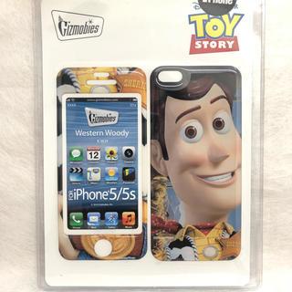 ディズニー(Disney)のiPhoneSE/5/5s専用Gizmobies〈トイストーリー〉ウッディー(iPhoneケース)