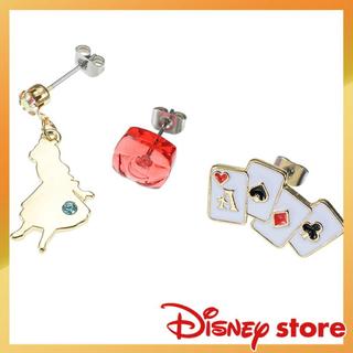 Disney - アリス ピアス