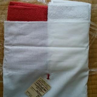 ムジルシリョウヒン(MUJI (無印良品))の無印 タオル セット(タオル/バス用品)