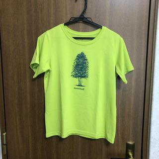モンベル(mont bell)の山シャツ(スポーツにも♪)(Tシャツ(半袖/袖なし))