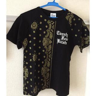 トゥエンティーフォーカラッツ(24karats)のEXILE Tシャツ(Tシャツ/カットソー)