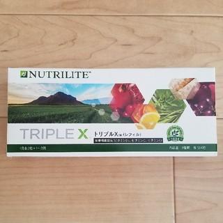 アムウェイ(Amway)のTRIPLE X レフィル(ビタミン)