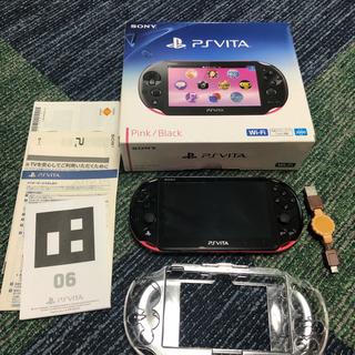 PlayStation Vita - SONY psvita PCH-2000 メモリーカード マインクラフト セット