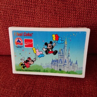 Disney - 東京ディズニーランド5周年 コカ・コーラ カセットテープ